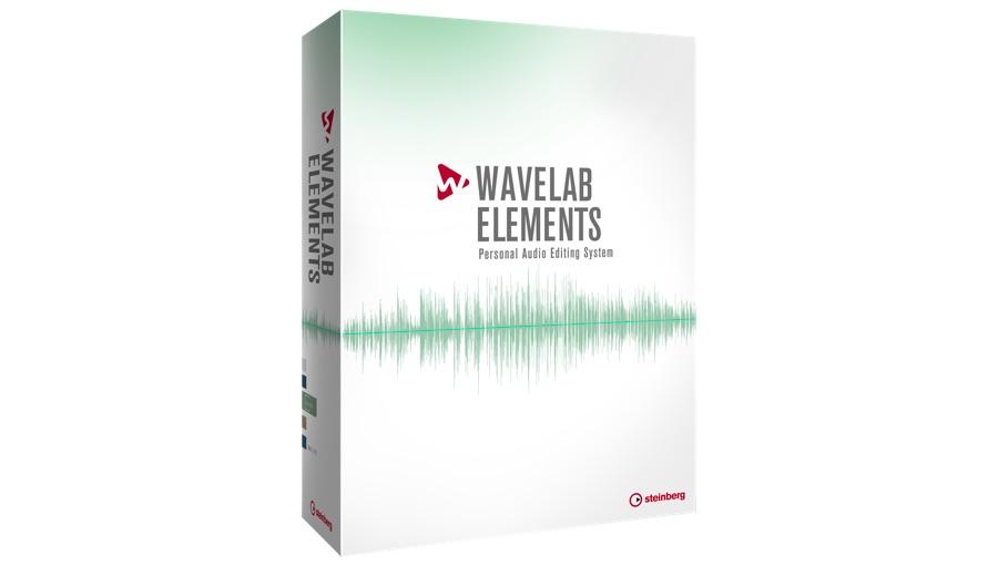 【クーポン配布中!】Steinberg(スタインバーグ) WaveLab Elements 9【DTM】【マスタリング】