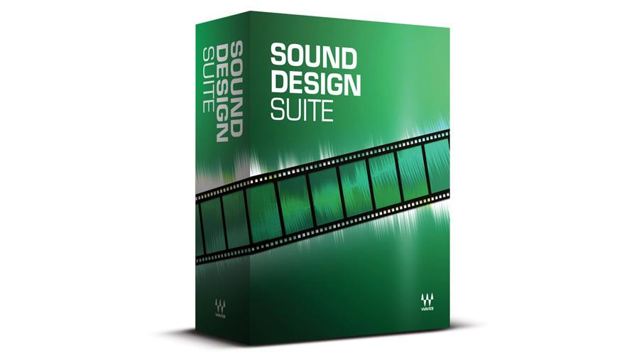 WAVES(ウェイブス/ウェーブス) Sound Design Suite【Waves Promotion!】【※シリアルPDFメール納品】【DTM】【エフェクトプラグイン】