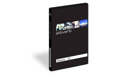 【クーポン配布中!】AUDIO EASE(オーディオイーズ) Altiverb 7 XL【DTM】【プラグインエフェクト】