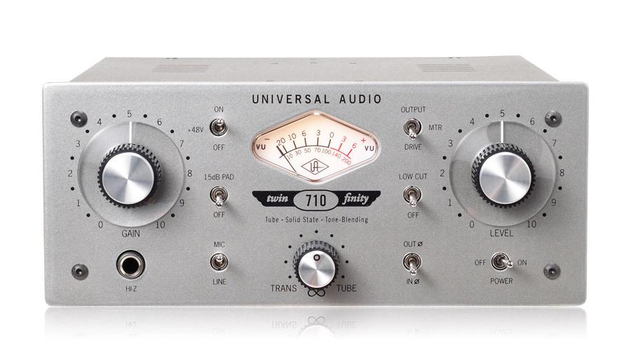 【クーポン配布中!】Universal Audio(ユニバーサルオーディオ) 710 Twin-Finity【レコーディング】