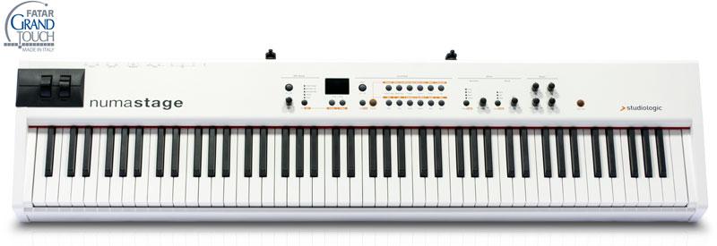 【クーポン配布中!】Studiologic(スタジオロジック) Numa Stage【ピアノ/キーボード】【マスターキーボード】