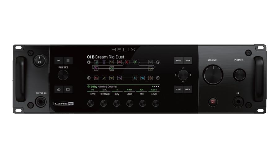 【クーポン配布中!】Line 6(ラインシックス) Helix Rack【ギターアンプ(Amp)・シミュレーター】【ギターエフェクター】