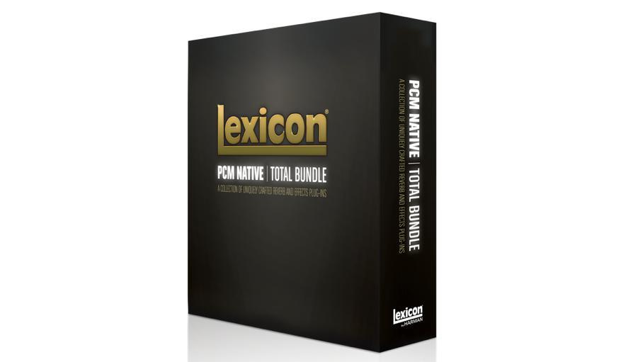LEXICON(レキシコン) PCM Total Bundle (Reverb & Effects Plug-ins)【※シリアルPDFメール納品】【エフェクトプラグイン】
