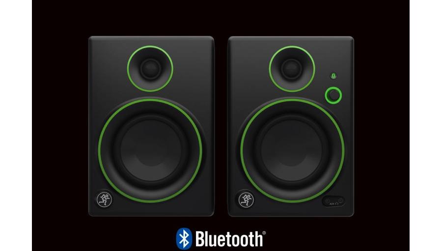 【クーポン配布中!】MACKIE(マッキー) CR4 BT (1Pair)【モニタースピーカー】【Bluetooth】