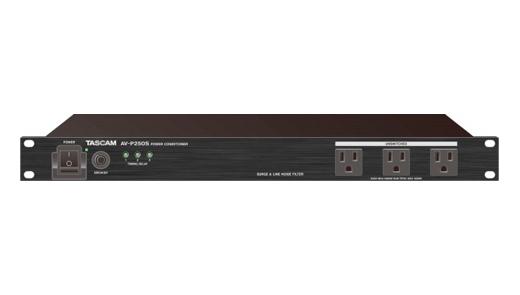 TASCAM(タスカム) AV-P250S【電源・タップ・モジュール】【オーディオ】