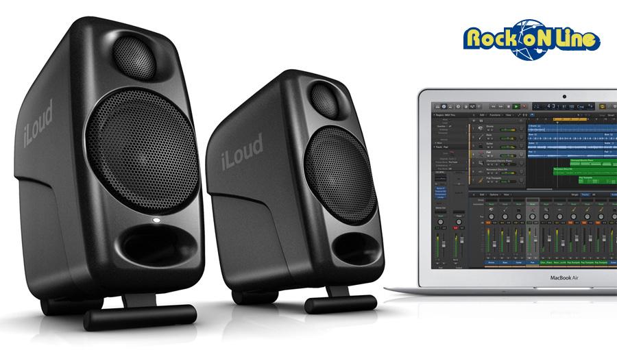 【クーポン配布中!】IK Multimedia(アイケーマルチメディア) iLoud Micro Monitor【DTM】【モニタースピーカー】【PCスピーカー】