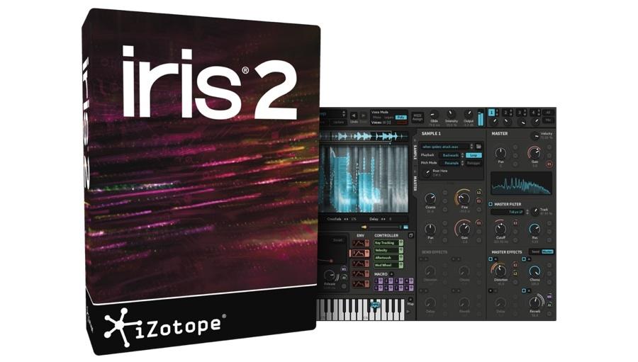 【クーポン配布中!】iZotope(アイゾトープ) iris2【DTM】【プラグインエフェクト】