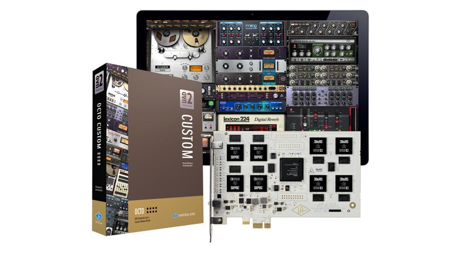 【クーポン配布中!】Universal Audio(ユニバーサルオーディオ) UAD-2 OCTO CUSTOM【価格改定前在庫限り!】【DTM】【エフェクトプラグイン】