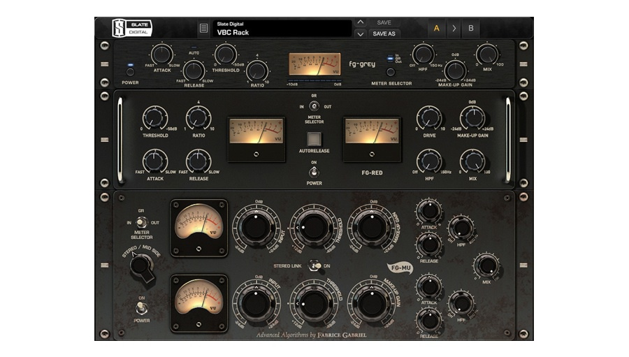 【クーポン配布中!】SLATE DIGITAL(スレイト デジタル) VBC (Virtual Buss Compressors)【DTM】【エフェクトプラグイン】