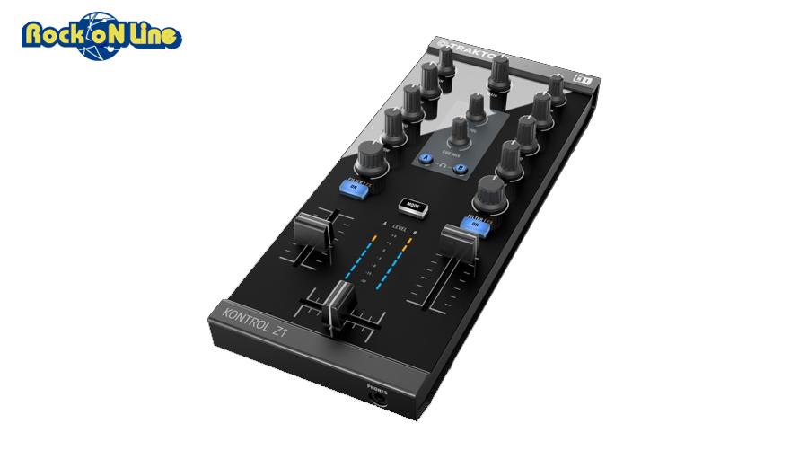 【クーポン配布中!】Native Instruments(ネイティブインストゥルメンツ) TRAKTOR KONTROL Z1【PCDJ】【DJコントローラー】