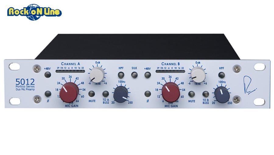 【クーポン配布中!】RUPERT NEVE DESIGNS(ルパートニーブデザイン) Portico 5012H Duo Mic Pre-Amp【レコーディング】