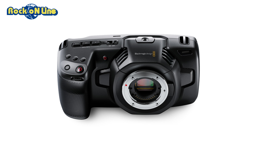 Blackmagic Design(ブラックマジック・デザイン) Blackmagic Pocket Cinema Camera 4K【ビデオカメラ】