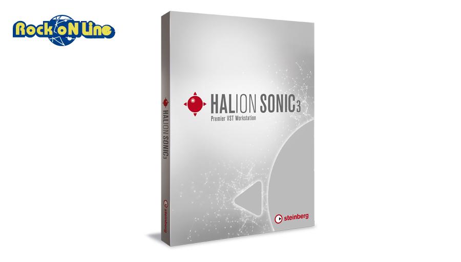 【クーポン配布中!】Steinberg(スタインバーグ) HALion Sonic 3【DTM】【ソフトシンセ】【総合音源】