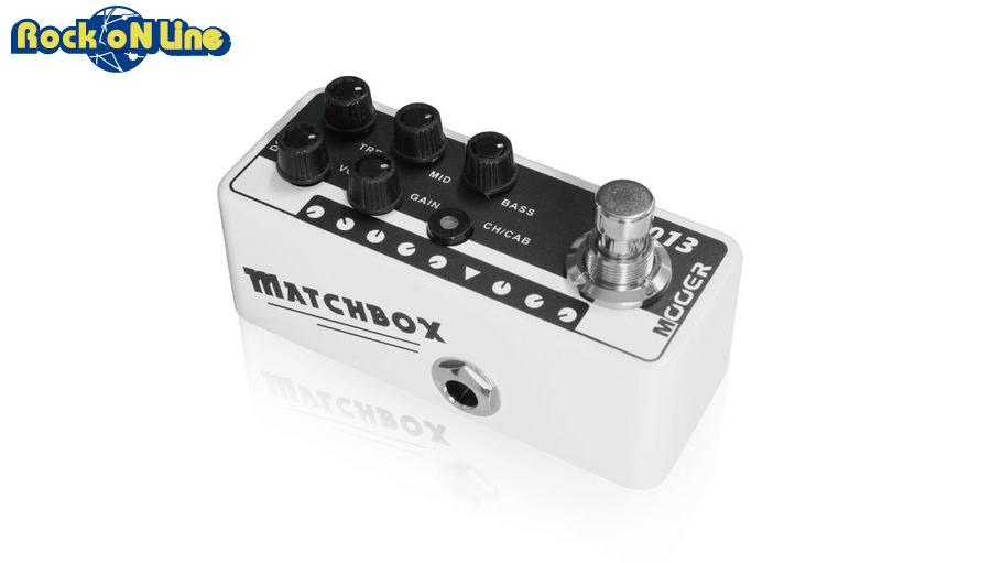 【クーポン配布中!】MOOER(ムーアー) Micro Preamp 013