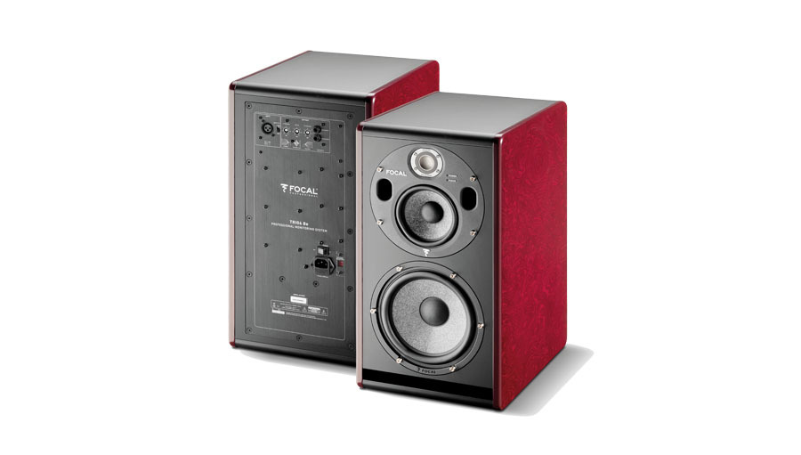 Focal(フォーカル) Trio 6 Be Red(pair)【モニタースピーカー】