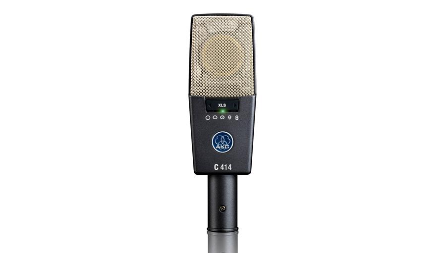 【クーポン配布中!】AKG(アーカーゲー) C414 XLS【コンデンサーマイク】【レコーディング】