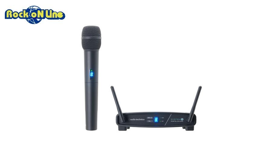 【クーポン配布中!】audio-technica(オーディオテクニカ) ATW-1102【マイク】【ワイヤレス/ワイアレス】