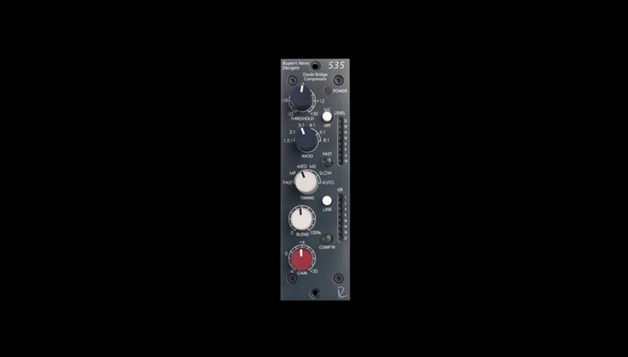 【クーポン配布中!】RUPERT NEVE DESIGNS(ルパートニーブデザイン) Portico 535【レコーディング】