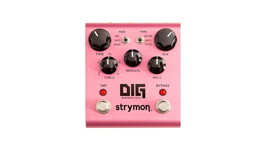 Strymon(ストライモン) DIG【ギターエフェクター】