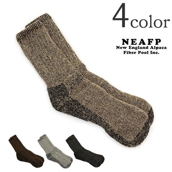 991dfb99b4c6a NEAFP (New England alpaca fiber pool ink) alpaca socks / socks / men ...