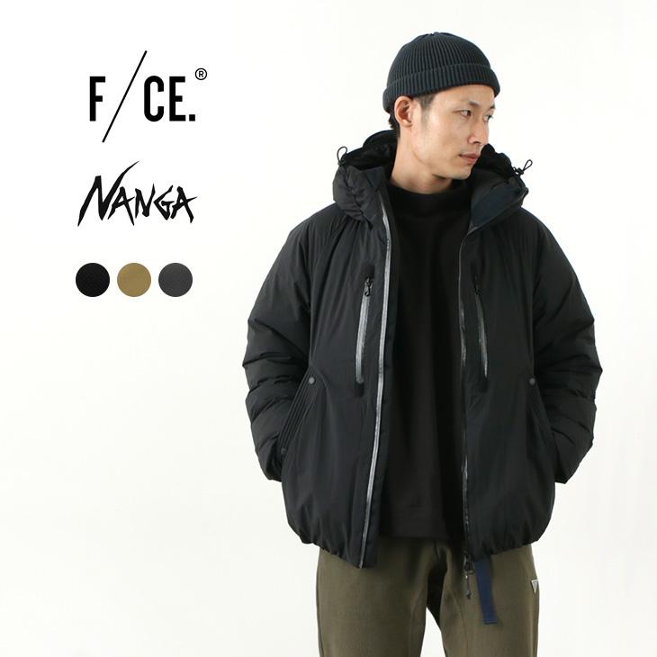 極寒の地でも耐えうるNANGAとのコラボダウン F CE. × NANGA アウトレットセール 特集 エフシーイー 新色追加して再販 ナンガ ボムジャケット BOMB ダウンジャケット JACKET メンズ FT 日本製 2020年モデル