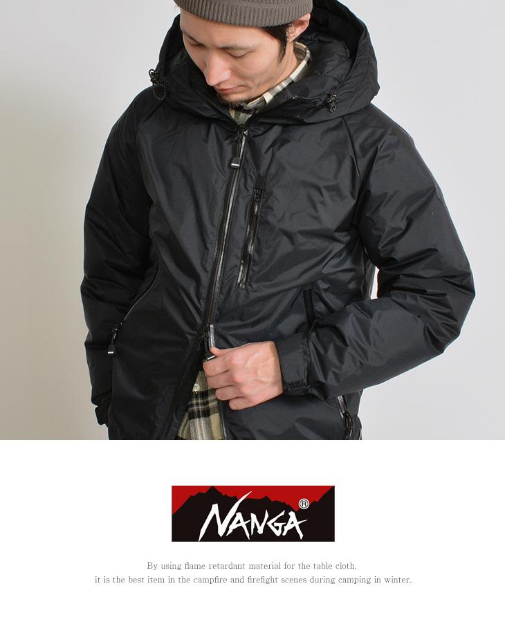 06fa5194e NANGA (ナンガ) aurora down jacket / men / made in Japan
