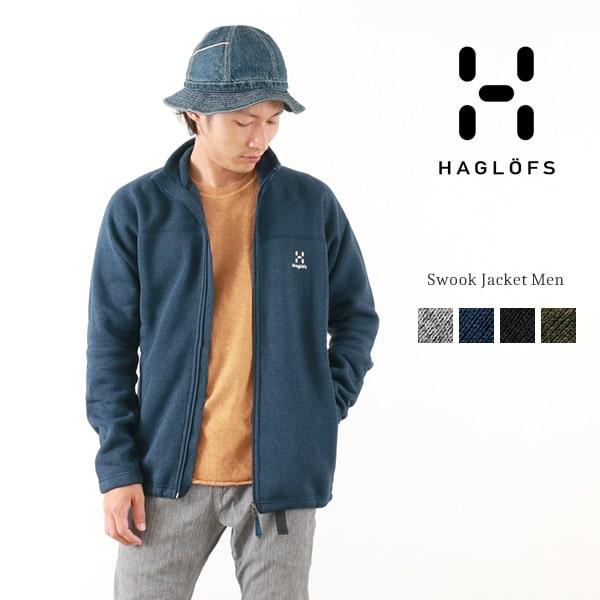 HAGLOFS(ホグロフス) スウォークジャケット / ニット フリース ジャケット / メンズ / SWOOK JACKET MEN