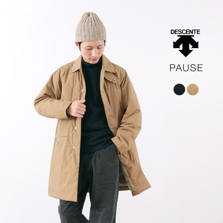 DESCENTE PAUSE(デサントポーズ) ステンカラー ダウン コート / 防水 / メンズ / SOUTIEN COLLAR DOWN COAT / DLMMJC41