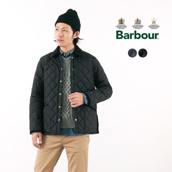 BARBOUR(バブアー) リッツデールSL ナイロン キルティング ジャケット / コート / メンズ / LIDDESDALE SL NYLON