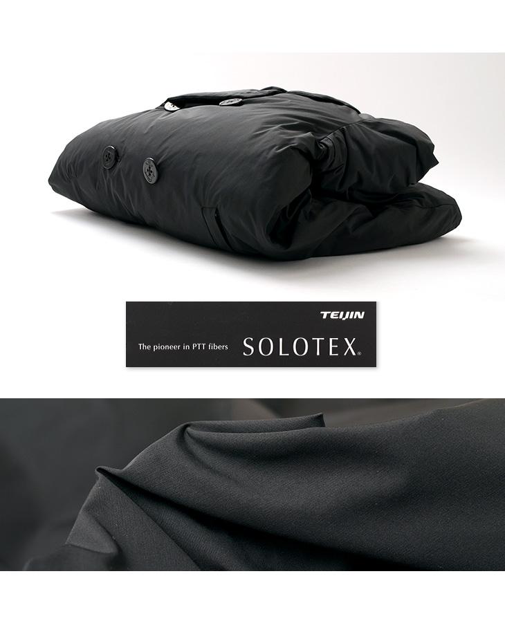 FIDELITY(フィデリティ) ダウン Pコート ソロテックス / メンズ / DOWN PEA COAT SOLOTEX