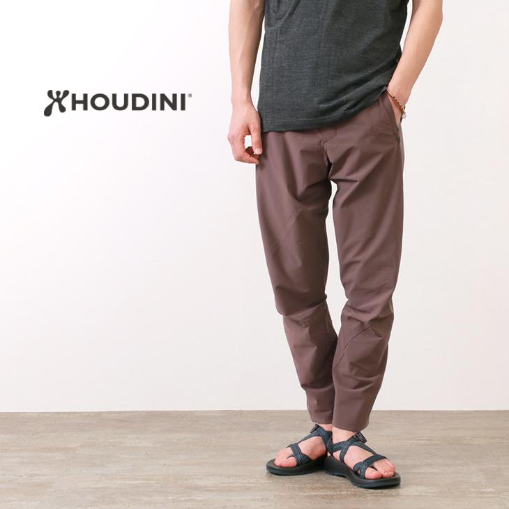 HOUDINI(フディーニ/フーディニ) メンズ MTM スリルツイルパンツ / ストレッチ ドライ / アウトドア / M's MTM Thrill Twill Pants