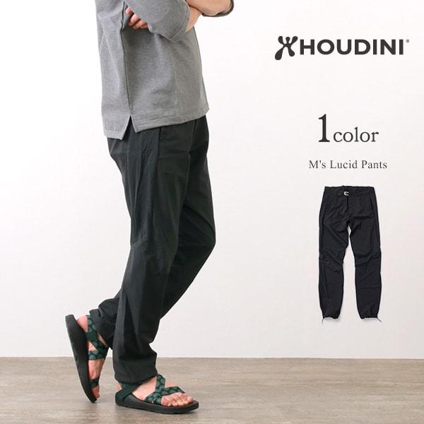 新作人気 HOUDINI(フディーニ ストレッチ/フーディニ) メンズ ルシードパンツ/ ストレッチ 薄手 軽量 Lucid ドライ Pants/ アウトドア/ M's Lucid Pants, C.POINT:3b93b030 --- slope-antenna.xyz