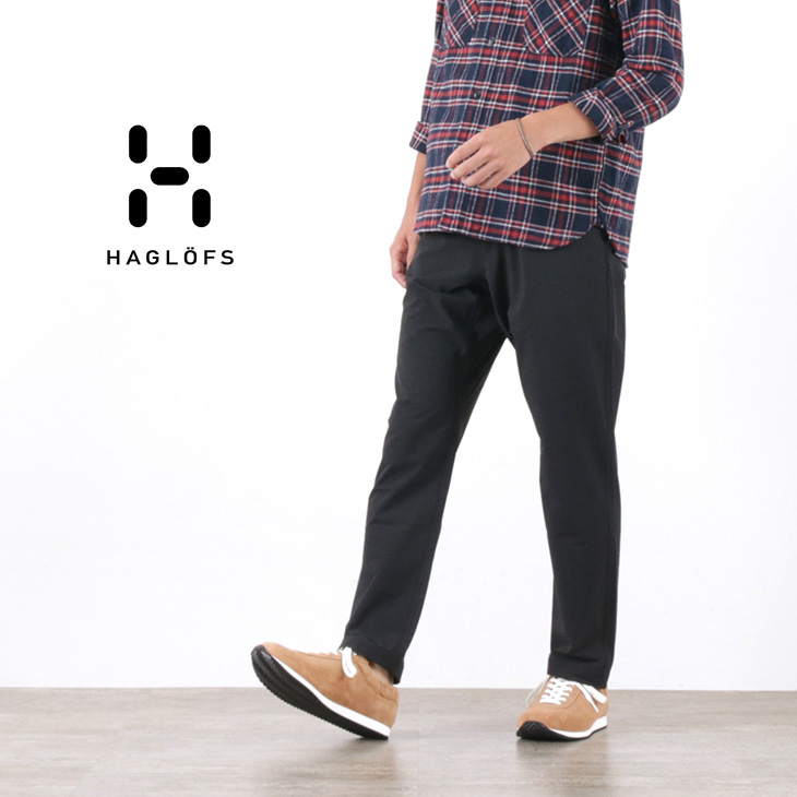 【期間限定10%OFF】HAGLOFS(ホグロフス) オクシードパンツ メンズ / ストレッチ 軽量 / アウトドア / AOXIDE PANT MEN