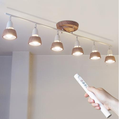 HARMONY 6-remote ceiling lamp(ハーモニーシックスリモートシーリングランプ)LED球セット AW-0360E