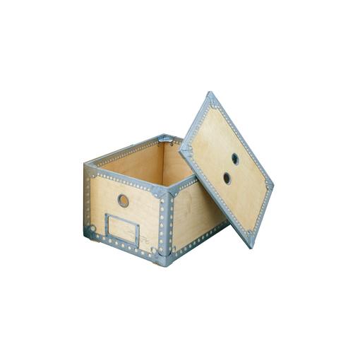 無骨なデザインがとってもクールな収納ボックス DULTON ウッデンボックス Wooden 100-226S 安い Sサイズ 無料サンプルOK box