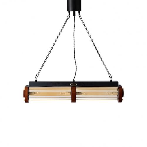 CYLINDER LAMP シリンダーランプ CM-008WAL(ウォールナット)