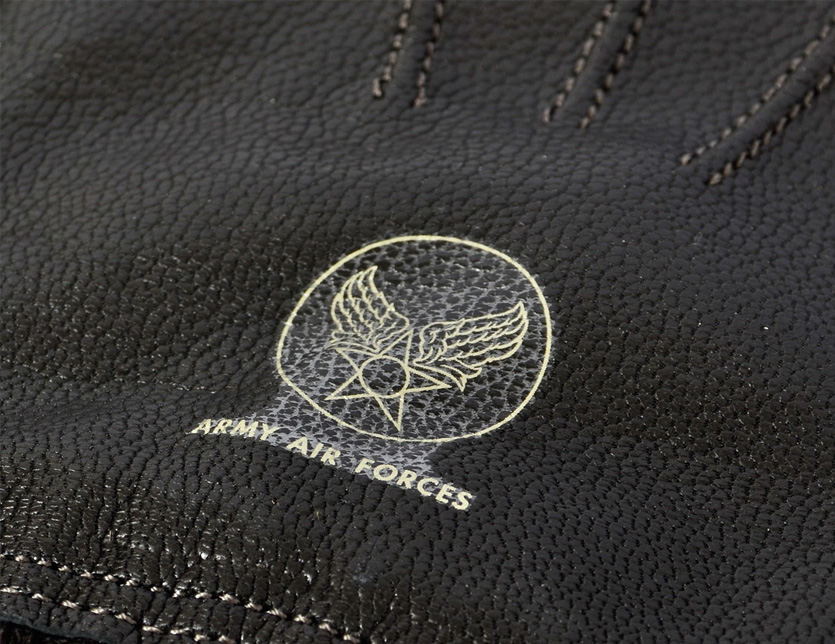 bazurikusonzugurobureza皮革手套威廉吉布森BUZZ RICKSON'S William A-10東洋BR02153