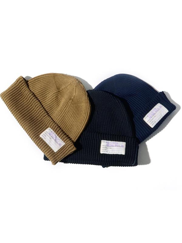 【ゆうメール便送料無料】 BUZZ RICKSON'S バズリクソンズ キャップ メンズ レディース ユニセックス ニット帽 東洋エンタープライズ 日本製 ニットキャップ ワッチ 帽子 BR02186