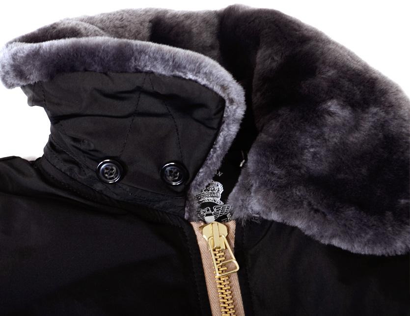 期間限定!最大20%OFFクーポン対象商品 ヒューストン ゴールド HOUSTON GOLD B-15 メンズ レディース ユニセックス 大きいサイズ 中綿 ジャケット アウター 日本製 ミリタリー フライトジャケット 無地 HG002X