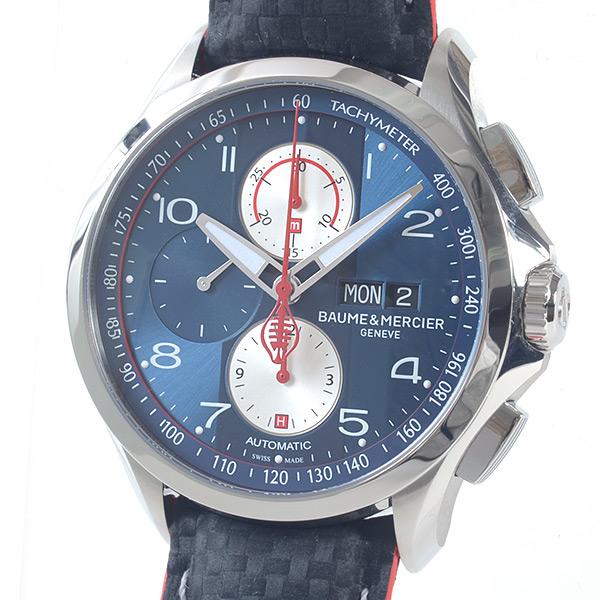 ボームアンドメルシー BAUME&MERCIER クリフトン クラブ シェルビー コブラ 1964 MOA10343メンズ腕時計  ステンレス【未使用品】