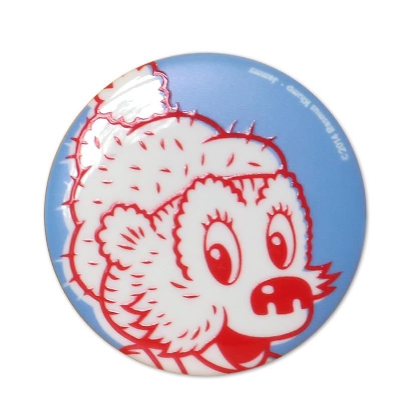 ラスムスクルンプ ラスムス rasmusklump デンマーク クマ キャラクター 動物 かわいい おしゃれ 北欧 ポリカバッジ バッヂ バッジ 女性 ポリカバッヂ 北欧雑貨 期間限定で特別価格 子供 雑貨 フェイス 人気の製品