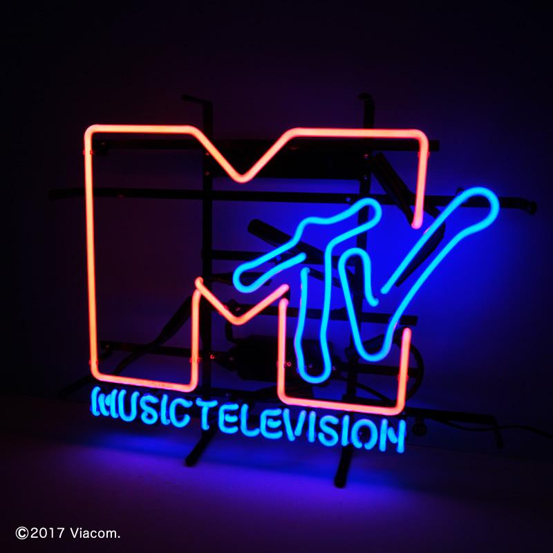 MTV ネオン管