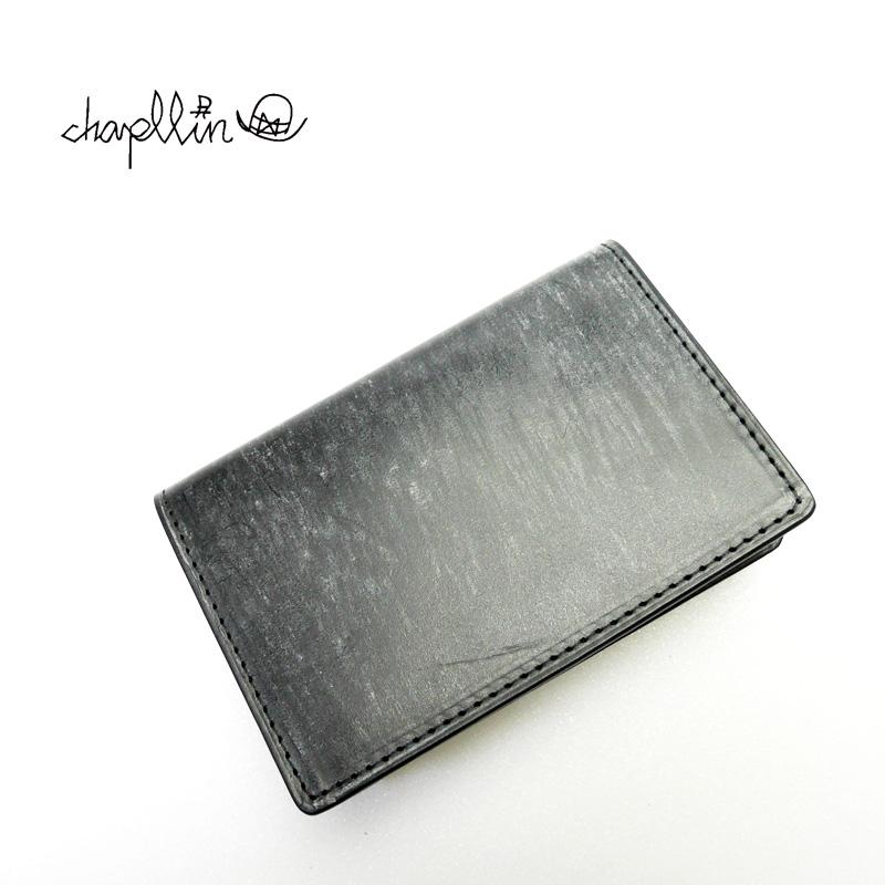 chapllin チャップリンカードケース BRIDLE LEATHER CARD CASECPC-CC-BRIDLE-BK 【革小物 本革 ブライドル レザー カードケース】10P03Dec16