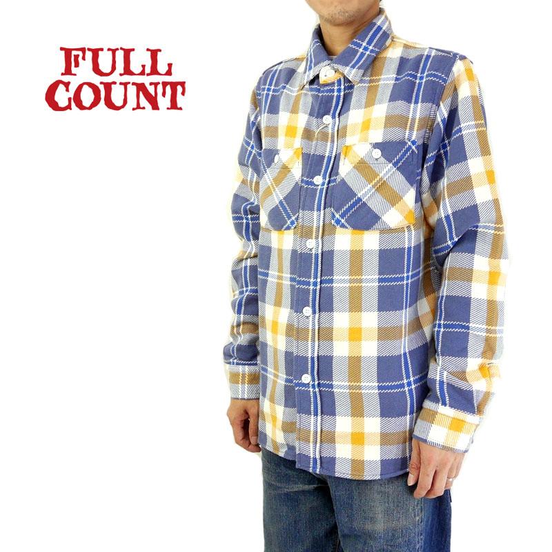 FULLCOUNT フルカウント シャツ