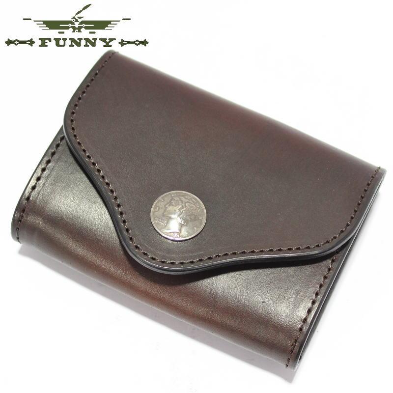 FUNNY ファニーコインケース Coin Case Bellows HandDye