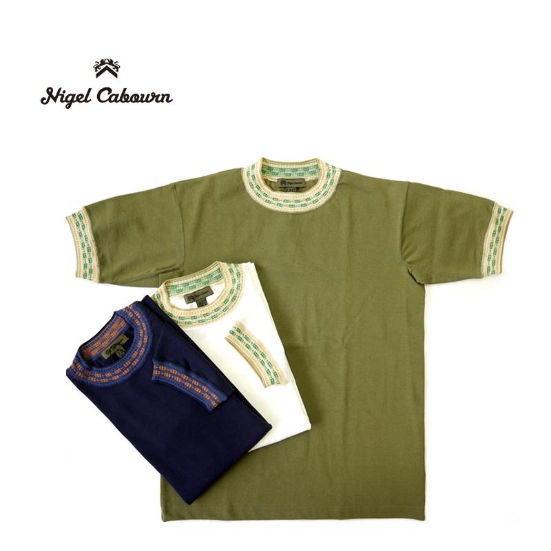 Nigel Cabourn ナイジェルケーボン 半袖 Tシャツ