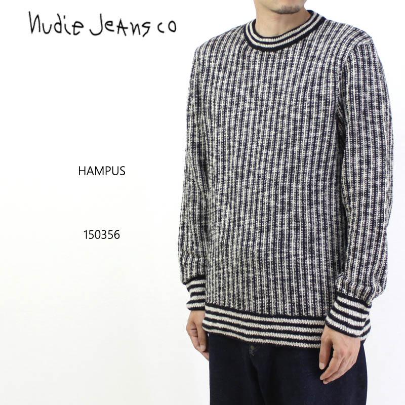 nudie jeans ヌーディージーンズ ニット HAMPUS 150356 10P03Dec16