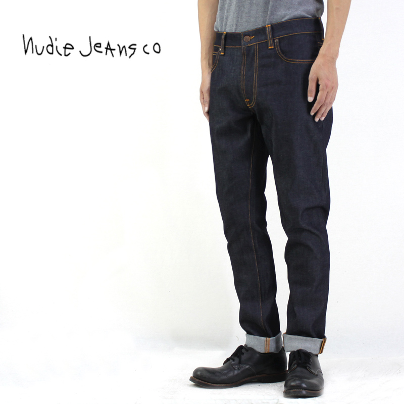 a5677d171b7 rogues: Nudie jeans (Nudie jeans) denim LEAN DEAN
