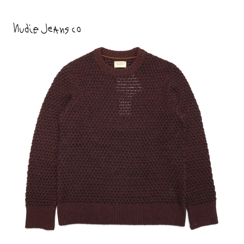 Nudie Jeans ヌーディージーンズ セーター
