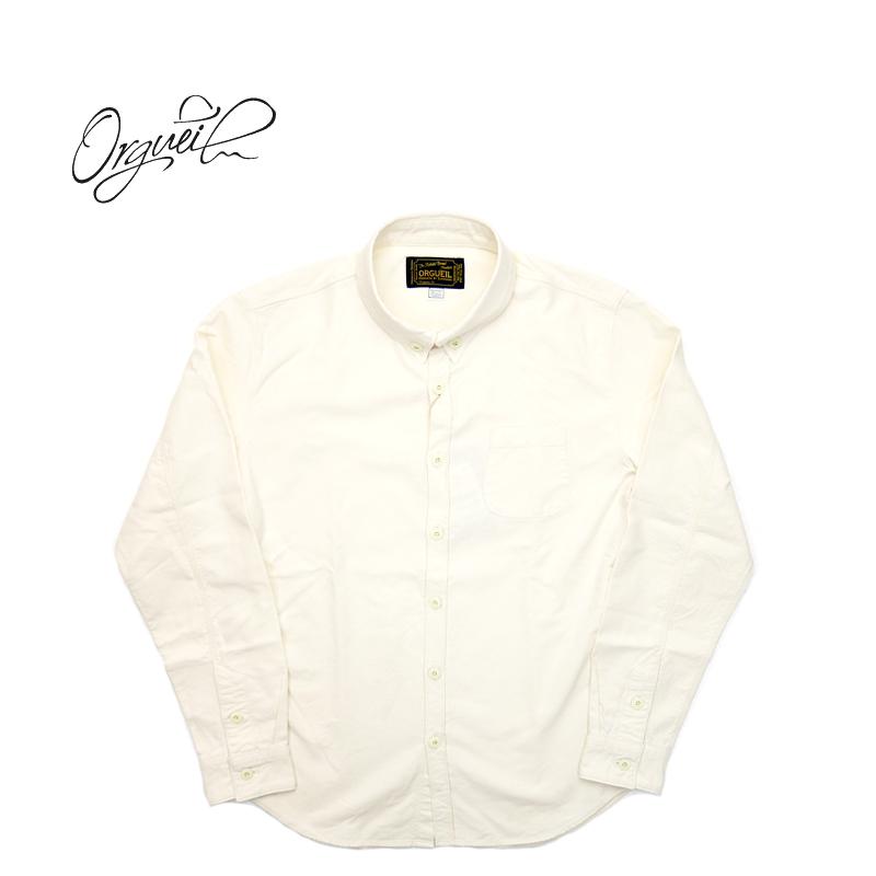 ORGUEIL オルゲイユ 長袖シャツ Button Down Shirt OR-5035A 【メンズ ボタンダウン 】10P03Dec16